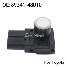 New 89341-48010 070 Auto Reversing Radar Sensor  89341-48010-C0 Parking Aid Sensor For Toyota Lexus RX270/350/450H
