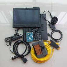 2017.03 For BMW ICOM A2+B+C Diagnostic & Programming Tool with ICOM A2 for BMW Software with Computer X200t Laptop Touch screen