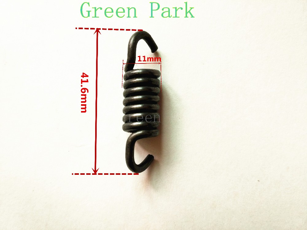 Lawn Mower Grass Cutter Clutch Spring For CG430//520//1E40F-5//44-5 Strimmer Parts