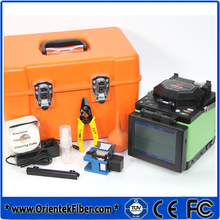Orientek T40 Fiber Optic Splicing Machine Equal to Fiberfox mini 4s Fusion Splicer