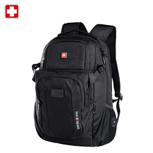 Swisswin swiss 2016 business laptop case 15.6 inch backpack men travel bags man casual bag for ipad sac courses mochila felt(China)