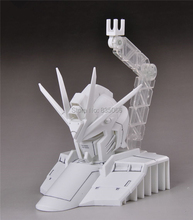 Gundam 1/48 DX-HOBBY 1:48 head display stand bracket action figures scale models plastic model kits