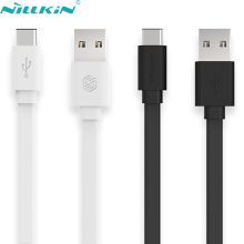 Original NILLKIN 5V 2A USB 3.1 Type C Quick Charging Cable Type-C Charger Data Sync Cable For Galaxy Note 7 Nexus 5X Xiaomi Mi5