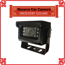 Waterproof Back-up Mini Hd Car Rear View Camera For Truck bus School bus taxi etc. 4pin  aviation connector car camera