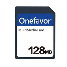 onefavor 128MB MultiMedia Card memory card 128MB MMC 7Pins(China)