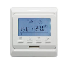 TF Series E51.716 Weekly Programming Thermostat with LCD screen Highly Recommends Hot Sale on the Russia and UK market