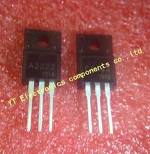 Free shipping 20pcs/lot 2SA2222 2SC6144 10pcs A2222 + 10pcs C6144 IC Best quality.(China)