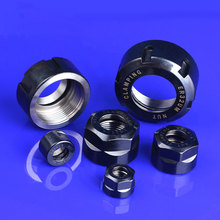 1Pc High Precision CNC Router Engraving Machine Nut ER Collet Accessory Sparepart ER11-A Nut Code 3798(China)