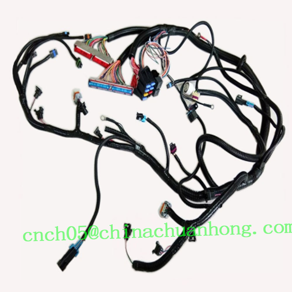 LS1 5.3L 6.0L 4.8L Wiring Harness and PCM Stand-Alone Modification  Automotive Services & Installation kennovation-services Auto Parts and  VehiclesKennovation