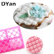 New Design Heart Love Shape Fondant CupCake Embosser Cutter Mold Icing Embossing Biscuit Sugar Craft Cake A161