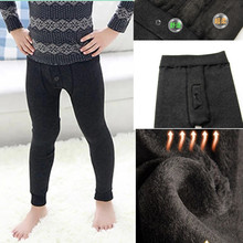 Free Shipping autumn winter children Warm pants elastic top boy Long Johns kid's warm Underwear student's thermal leggings
