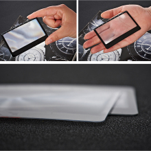 New Arrival 1 PCS Credit Card 3 X Magnifier Magnification Magnifying Fresnel LENS
