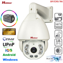 Security CCTV 960P HD IP Network Video Camera Outdoor Waterproof IR Night Vision 150M Auto Focus High Speed PTZ D(China)