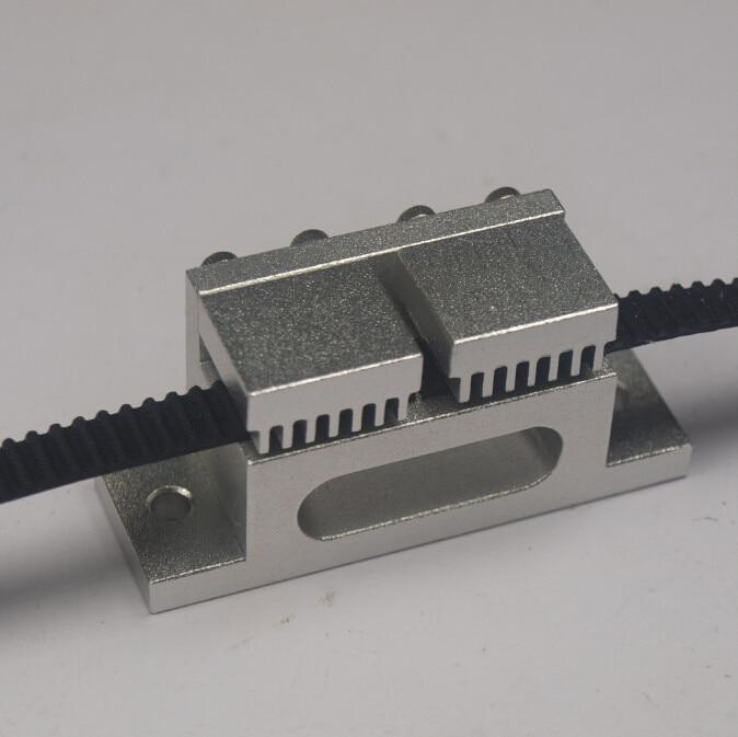 3 D printer parts Reprap Mendel Prusa i3 all metal aluminum alloy y-belthoder Y-axis timing belt tensioner free shipping<br><br>Aliexpress