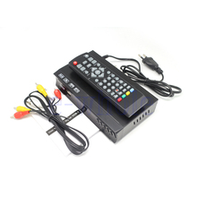 MLLSE ISDB-T DVB Digital Video TV Tuner Receiver Set Top Box Fit For Brasil Chile Peru VC0170