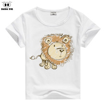 DMDM PIG 2017 Children's T-Shirt Kids Clothes Shirts Boys T-Shirts For Boys Clothes Girls Tops Baby Boy Girl Clothes T Shirts