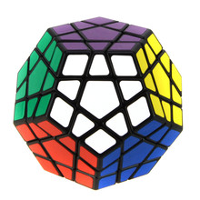 Starz Megaminx Puzzle Magic Cube Pentagonal Dodecahedron Learning IQ Educational Toys Gift for Kids(China)