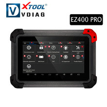 100% Original XTOOL EZ400 PRO Diagnostic tool Xtool EZ400 Pro Auto diagnostic tool Code Reader Key Programmer Free(China)