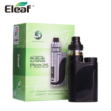 Original Eleaf iStick Pico 25 ELLO kit electronic cigarette with 2ml Capacity Ello Tank 0.2ohm 0.3ohm HW Coil Head No Battery
