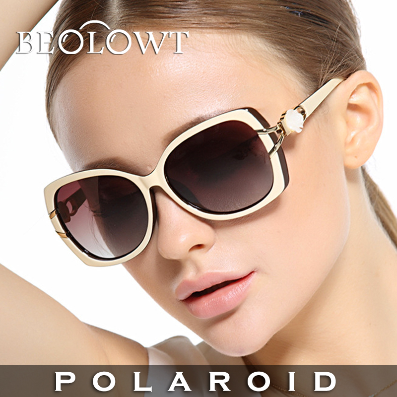 BEOLOWT Fashion womens UV400 protection rose flower Sunglasses Alloy Driving Sun Glasses for women with Case Box 5 Colors BL443<br><br>Aliexpress