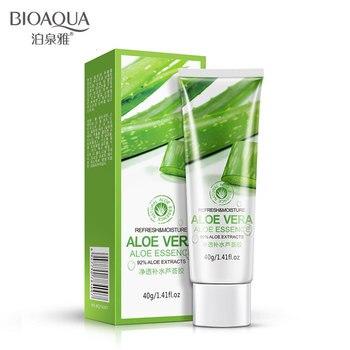 Aloe vera gel viso idratante crema anti rughe acne cicatrice sbiancamento della pelle cura della pelle crema solare acne trattamento cosmetici bioaqua