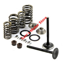 GY6 125cc 150cc 152QMI 157QMJ Moped Chinese Scooter Engine Valve Spring Assembly Kit