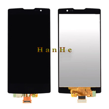 New High Quality Black For LG G4c H525N H525 H522Y H520Y H500 H502 Y90 LCD Display Screen with Touch Screen Digitizer Assembly