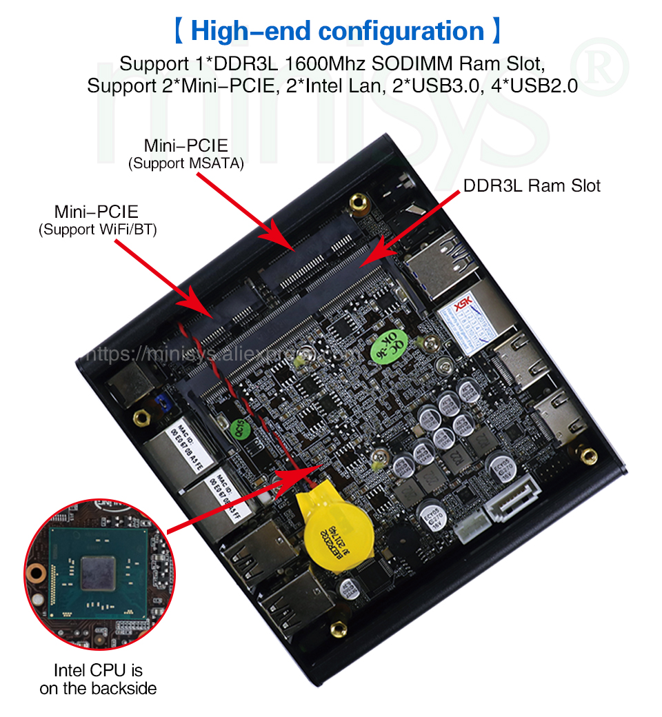NUC Computer 15