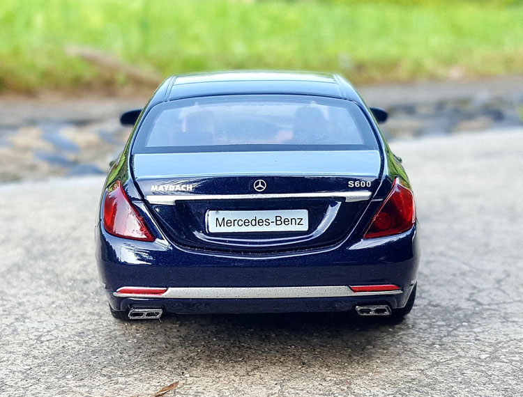 132 For TheBenz Maybach S600 (12)