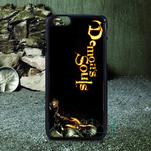 Cover Customized Dark Souls Hard Skin Chic Case for iphone 6 4.7 inch cell phone case for i6 Plus 5.5 inch