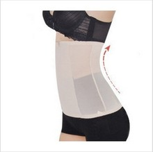 Unisex Invisible Belt Tummy Trimmer Slimming Waist Clincher Boy Shaper Girdle Body Slimming Waistband(China)