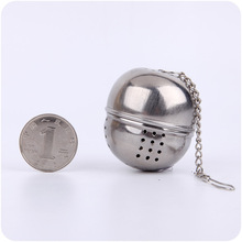 Buy Tea Mesh Stainless Steel Herbal Ball Infuser Green Tea Strainer Tea Infuser Filter Teapot Teabags for $3.40 in AliExpress store