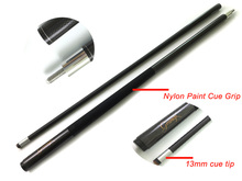 Free shipping New Carbon Billiard Pool Cues with 13mm cue tip 1/2 Jointed  Billiards Nine-ball Arm Cue Stick High quality