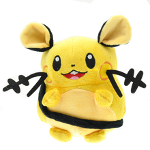 18cm Pokemon Plush Doll Toy Pokemon XY Series Dedenne Plush Soft Stuffed Animals Toys Figure Doll Gifts for Children