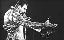 Freddie Mercury Queen Poster Home Decor Custom Classic Wall Sticker 4 sizes Free Shipping