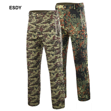 ESDY 2017 Men New Winter Tactical Waterproof Fishing Hunting SharkSkin SoftShell Hiking Military Pant Army Camping Trousers P26(China)