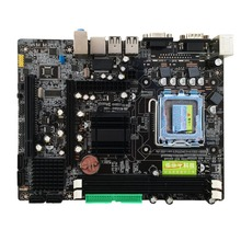 2018 NEW Professional 945 Motherboard 945GC+ICH Chipset Support LGA 775 FSB533 800MHz SATA2 Ports Dual Channel DDR2 Memory(China)