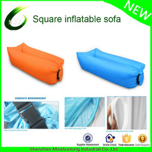 2017 Trending Fast Inflatable Air Sleeping Bag Same as Ultralight 10 Seconds Quick Open Folding Air Sofa
