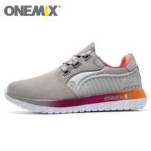 Newest Top Quality Sport Shoes Woman onemix Running Fly Light-hearted Sneaker for Ladies London Olympics Run size 35-40(China)