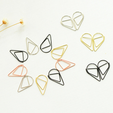 Free shipping 25 mm/50pcs 33mm/30pcs  paper clips/ memo clips photo holders/ custom paper holder/ card clip  on big sale