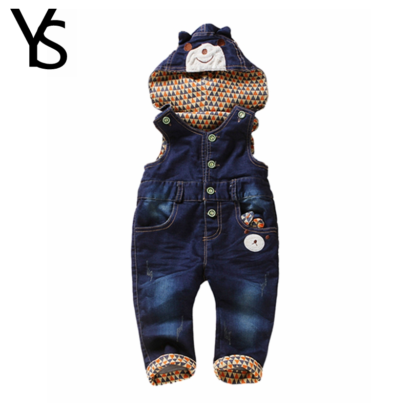 Top Quality 100% Cotton Soft Comfortable Baby Overalls Infant Long Pants Overalls With Hat Toddler Girls Boys Jeans Jumpsuit<br><br>Aliexpress