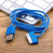 USB Charger Sync Data Cable for iPad2 3 For iPhone 4 4S 3G 3GS For iPod Nano Touch