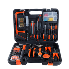 Buy household 100pcs combo tools multifunction hardware toolbox house decoration electrician carpentry repair hand tools set for $59.00 in AliExpress store