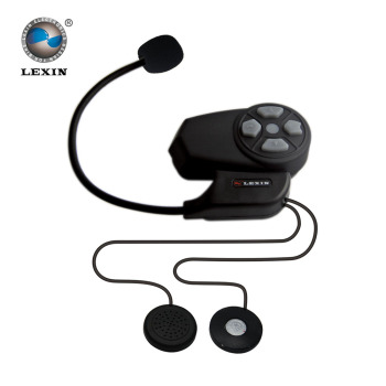 2015 Mais Recente Versão BT Bluetooth Intercom Motorcycle helmet interphone headset intercomunicadores sem fio de motos Freeshipping