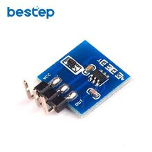 5PCS Touch Key Module Capacitive Switch Can be Set to Self-locking Jog Mode TTP223 DIY Kit 2.5-5.5V(China)