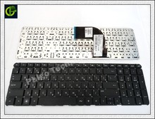 Russian Keyboard for HP Pavilion DV7-7000 DV7-7100 dv7t-7000 dv7-7200 DV7 7000 series RU Black laptop keyboard