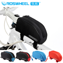 Roswheel Bicycle Front Bag Zipper Opening MTB Mountain Bike Tools Bag Cycling Top Tube Bag Bicycle Accessories 2017 5 Colors