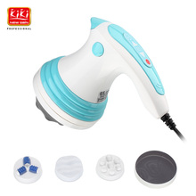 KIKI Munti-function body massager ELECTRIC SLIMMING MASSAGER Vibration Slimming machine(China)