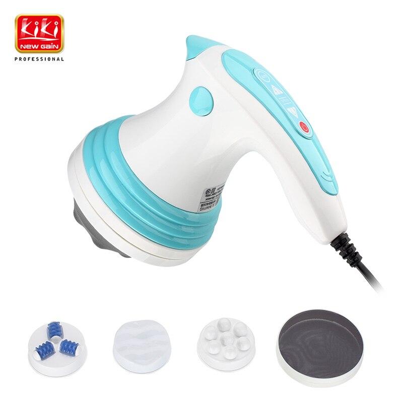 KIKI Munti-function body massager ELECTRIC SLIMMING MASSAGER Vibration  Slimming machine <br>