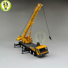 1/50 XCMG QY70K Full Hydraulic Truck Crane Construction Machinery Diecast Model Truck
